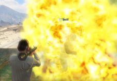 GTA V Online: RPG's vs Stunters with TheIvaneh Crew