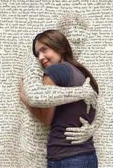 I love words. Written ones especially.