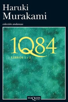 Buy Libros 1 y 2 by Haruki Murakami and Read this Book on Kobo's Free Apps. Discover Kobo's Vast Collection of Ebooks and Audiobooks Today - Over 4 Million Titles! Film Books, Book Authors, Love Book, Book 1, Haruki Murakami Books, Good Books, Books To Read, 1q84, Free Comic Books