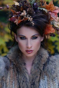 Autumn beauty 2 von Model Swetlana