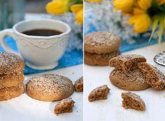 Almond Chickpea Cookies – Vegan and Gluten Free on FamilyFreshCooking.com