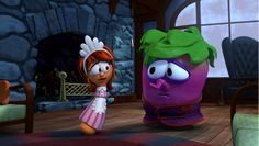 veggietales characters - Google Search