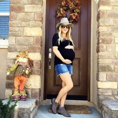 Take a look at The Best Maternity Fall Fashion That Pops on the blog