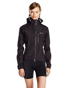 Gore Bike Wear Womens AlpX 20 GoreTex Active Shell Lady Jacket BlackLumi Orange XXLarge >>> You can get additional details at the image link. This is an Amazon Affiliate links.