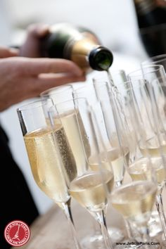 There is always a reason for Champagne!!!!   Bonjour and Happy Champagne Friday Chers Amis!!