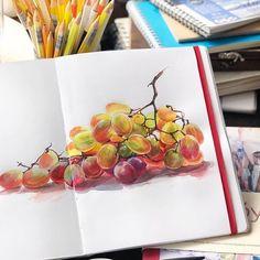 Watercolorist: @maria.mishkareva #waterblog #акварель #aquarelle #drawing #art #artist #artwork #painting #illustration #watercolor #aquarela