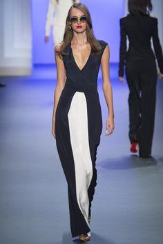 Cushnie et Ochs Spring 2017 Ready-to-Wear Fashion Show - Stasha Yatchuk