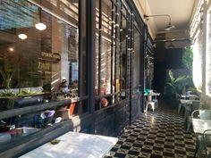 L'Usine, Ho Chi Minh City - Restaurant Reviews, Phone Number & Photos - TripAdvisor Vietnamese Restaurant, City Restaurants, Restaurant Interior Design, Ho Chi Minh City, Textured Walls, Trip Advisor, Menu, Design Ideas, Bar