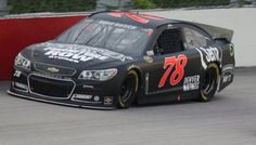 Kurt Busch shakes off early mistake for seventh place finish at Pocono Raceway. #NASCAR
