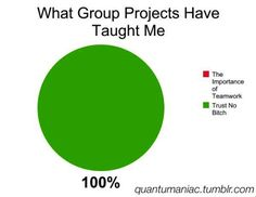 And having learned a valuable lesson. | 23 Pictures That Are Way Too Real If You Hate Group Projects