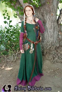 MEDIEVAL COSTUME.