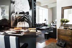New line of furnitures by Slettvoll, design Helene Hennie Herringbone Wooden Floors, Home Decor Styles, Interior Design Living Room, Interior Styling, Interior Inspiration, House Styles, Studio, Office Inspo, Furnitures
