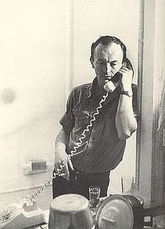 Frank OHara 1965 author of Meditations in an Emergency