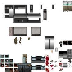 Free graphics school horror 2 by Nicnubill