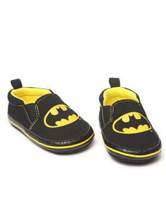 5 dollars! Marlon wants! Buy BATMAN SLIP-ON (NEWBORN) Boys Footwear from Arcade Styles. Find Arcade Styles fashions & more at DrJays.com