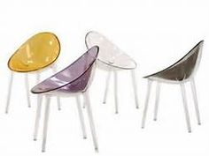 mister impossible chair - great color way