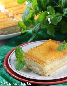 ciasto budyniowe , budyniowe bez pieczenia , budyniowe na herbatnikach , krem budyniowe , najlepsze ciasta , szybkie ciasto , ostra na slodko , latwe przepisy (1)xxx