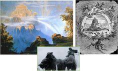 Aesir & Vanir: Gods & Goddesses of the Vikings Classical Mythology, Norse Mythology, Hel Goddess, Asatru, Viking Tattoos, Gods And Goddesses, Deities, Pagan, Vikings