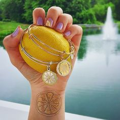 ZEST FOR LIFE II !! ALEX AND ANI. CHARITY BY DESIGN. ALEX'S LEMONADE STAND,