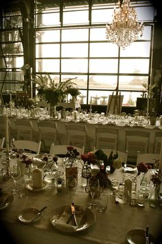 Cargo Hall, Event by David Grant Wedding Venues Sydney, Wedding Venues Texas, Wedding Reception Venues, Wedding Reception Decorations, Industrial Wedding Venues, Vendor Events, Perfect Wedding, Wedding Planning, Charleston Wv