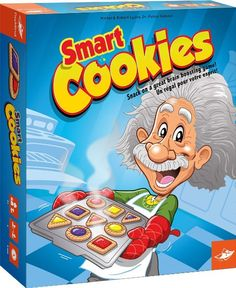 Smart Cookies Board Game:Amazon:Toys & Games