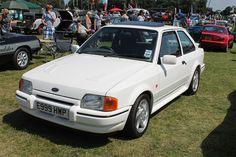 Ford Escort Mk4 XR3i