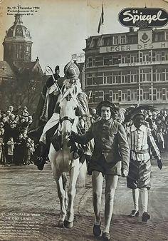 De Spiegel 1954 (Sinterklaas cover)