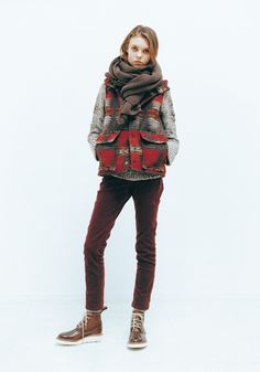JOURNAL STANDARD LADY'S vol.1 Outer Collection