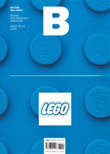 B BRAND DOCUMENTARY MAGAZINE lego_cover