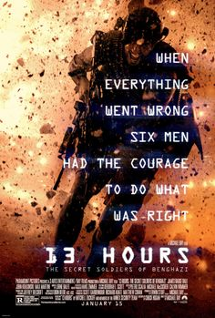 13 Hours: The Secret Soldiers of Benghazi | Movie Tickets & Showtimes | Regal Cinemas