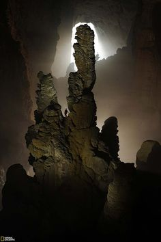 World's Largest Cave - Son Doong Cave in Vietnam - Source: National Geographic | Photographer: Carsten Peter