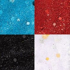 """Disco Dot Glitter Tulle ~ A fun twist on glitter tulle material! The 54"""" x 20 yds. roll of glitter tulle features random disco dots for a sparkly exciting look. Twist the glittery fabric around columns, wrap it around banisters, or drape it from entryways to create fancy looks for your Prom or Homecoming theme."""