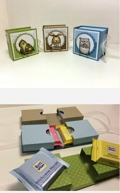 Two sided treat box - bjl