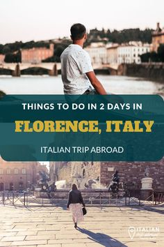 Things to do in Florence in 2 days 1