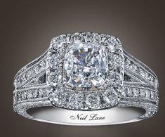 gorgeous engagement ring..MY.DREAM!