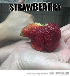 The Rare Strawbearry
