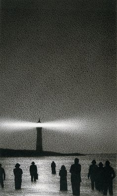 Collection of works (book, calendar, poster, etc.) by Quint Buchholz