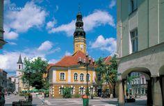 Zielona Gora, Lubuskie, Poland.