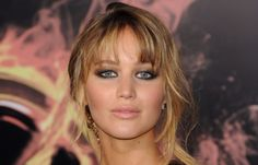 Jennifer Lawrence - so pretty and cool