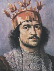 Leszek II (1241 - 1288). High Duke of Poland from 1279 until 1288, when he died. He married Agrippina of Slavonia but had no children.