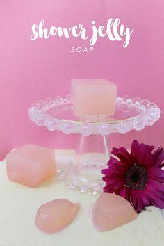 LUSH SHOWER JELLIES SOAP