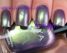 Zoya - Adina from the Spring 2010 Reverie Collection reviewed by Scrangie