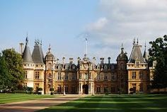 I want to live in a castle!!!
