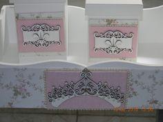 Kit de higiene princesa floral