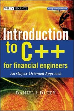 Introduction to C for Financial Engineers ebook by Daniel J. Duffy Rakuten Kobo - C Programming - Ideas of C Programming #cprogramming #cprogram - Introduction To C For Financial Engineers: An Object-Orie The C Programming Language, Learn C, Feedback For Students, Daniel J, Engineers, New Job, Finance, How To Become, This Book
