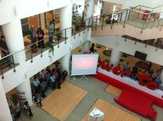 """See 126 photos and 22 tips from 748 visitors to Vodafone Egypt. """"Best work enviroment , specailly in social media team"""" Four Square, Egypt, Loft, Hands, Bed, Furniture, Home Decor, Decoration Home, Room Decor"""