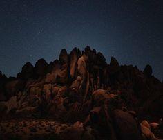 Enlightened Landscapes Pictures Took with LED on Drones – Fubiz Media