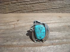 ♥♥♥Just added FREE SHIPPING on this Beauty! Turquoise Ring / Navajo Ring / Turquoise by ShinePrettyGems, $59.00