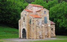 Iglesia de San Miguel de Lillo #Oviedo #Prerrománico #cultura #culture #Asturias #ParaísoNatural #NaturalParadise #Spain