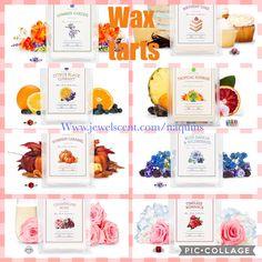 Jewel scent wax tarts #jewelscent #ringineveryscent #consultant #thirtyone #jewerly #directsales #waxtarts